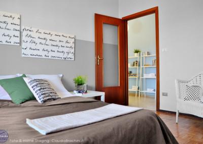 "Home Staging: Appartamento vuoto ""vintage"" – Ciriè"
