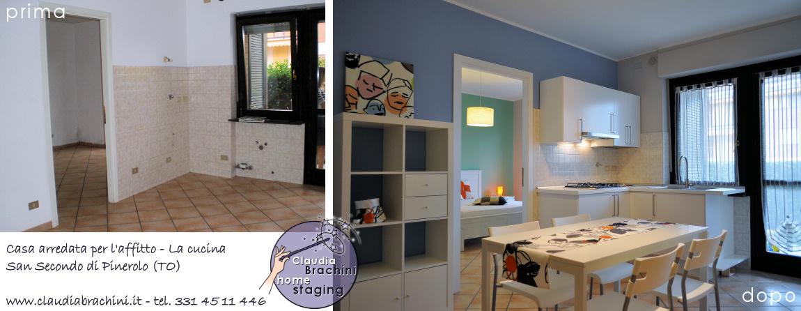 Appartamento arredato per l'affitto – san secondo di pinerolo to ...