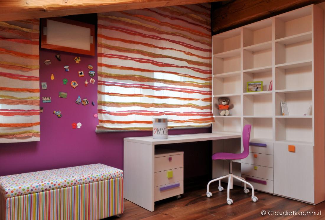 Interior Design  Camerette  Claudia Brachini  TORINO