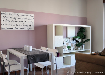 Home staging case da affittare claudia brachini torino for Foto di case arredate