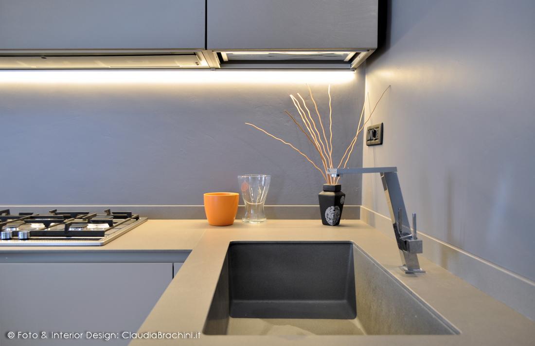 Interior design cucine claudia brachini torino - Top cucina gres ...