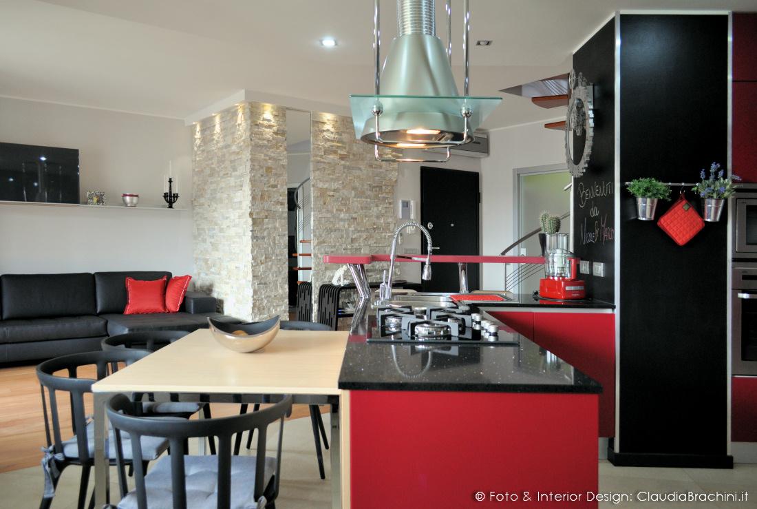 Appartamento Con Pareti In Geopietra Claudia Brachini