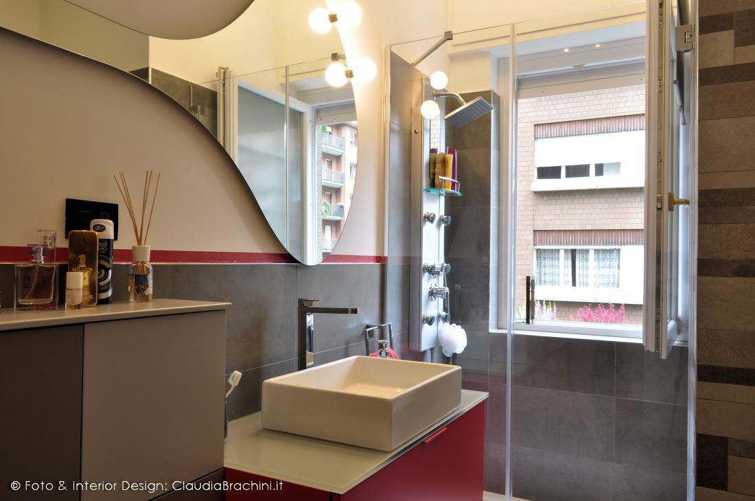 Interior design bagni claudia brachini torino