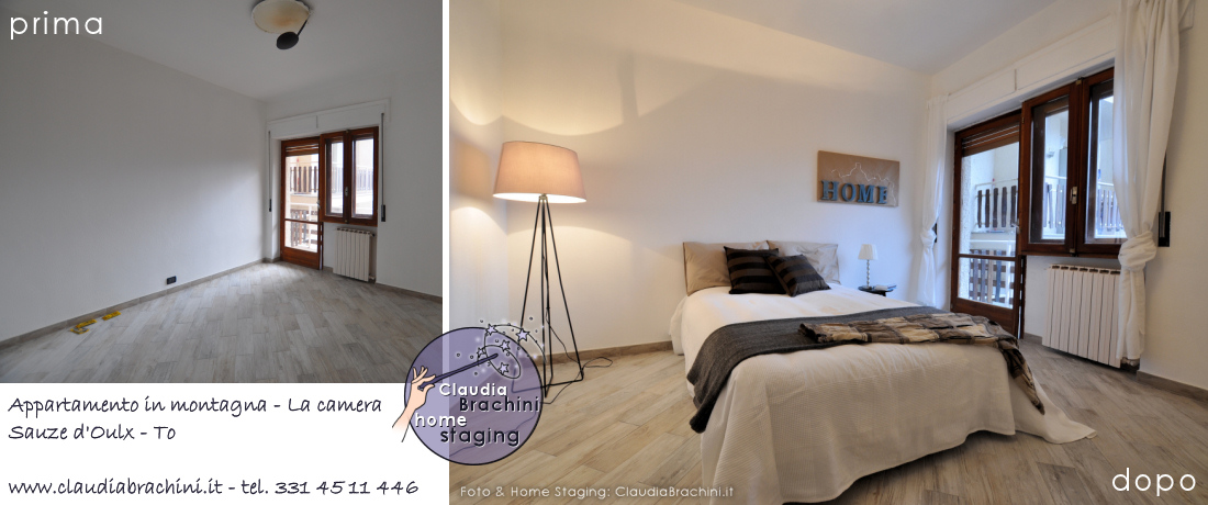 Home-staging-casa-in-montagna-claudia-brachini-prima-dopo-camera-oulx
