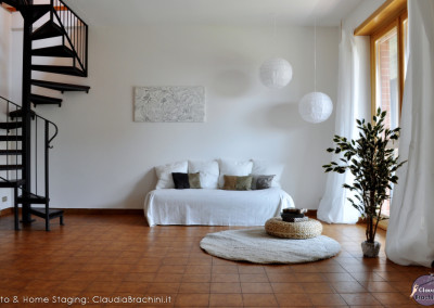 Home Staging appartamento vuoto – Giaveno