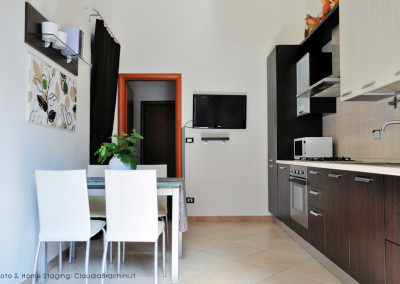 Home Staging appartamento abitato in Via Sineo