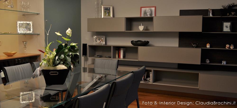 tavolo e sedie Cattelan parete Modulnova