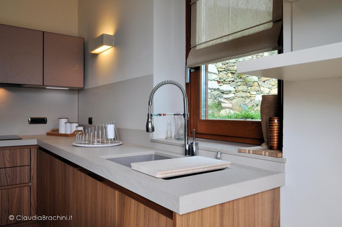 Top Cucina In Resina interior design | cucine | claudia brachini | torino