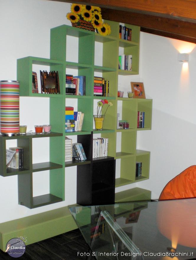 libreria albero Lago Linea