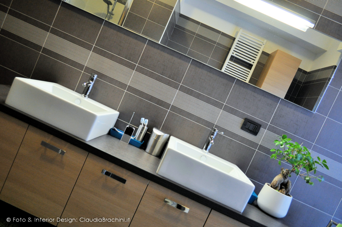 Arredo Bagno Rovere Sbiancato.Interior Design Bagni Claudia Brachini Torino