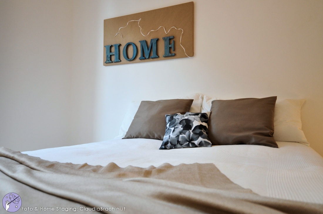 home staging casa vuota